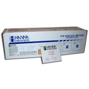 Reactivos para medidor de bromo hanna (HI 93716-01)
