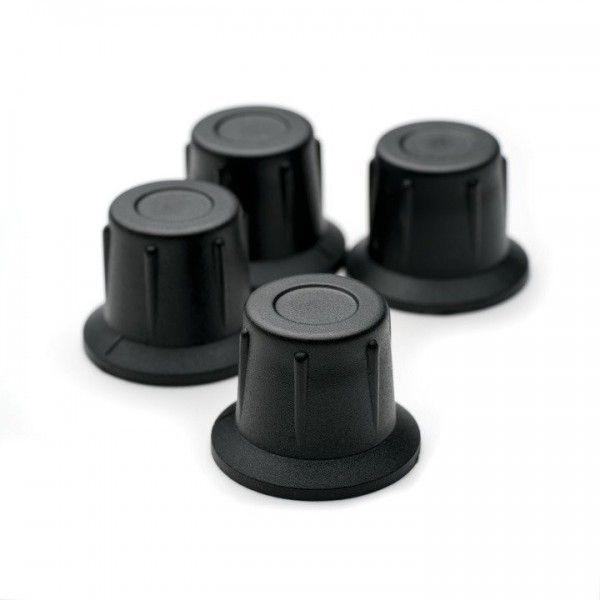 Tapas de cubetas para equipos serie HI83, 4 ud HI731325N