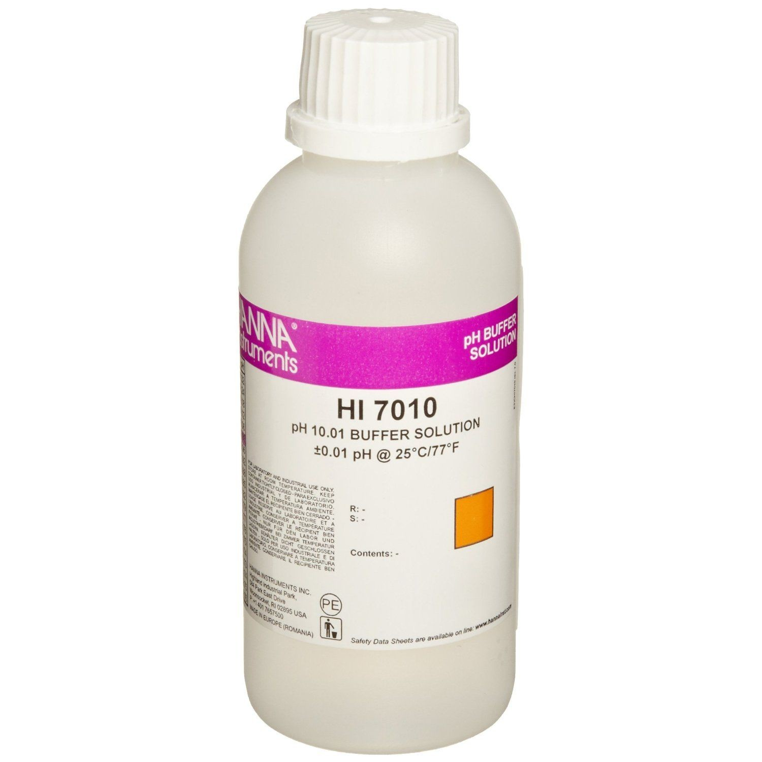 Liquido calibrador ph 10.01 (Bote 230 ml.)