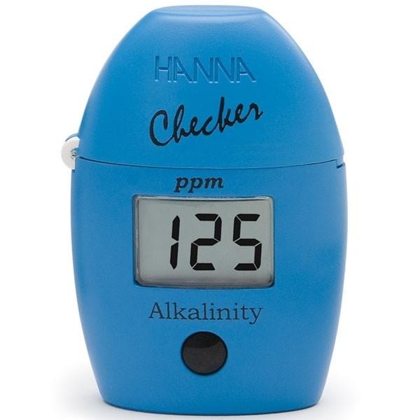 Medidor de Alcalinidad para agua potable Hanna Checker HI 775