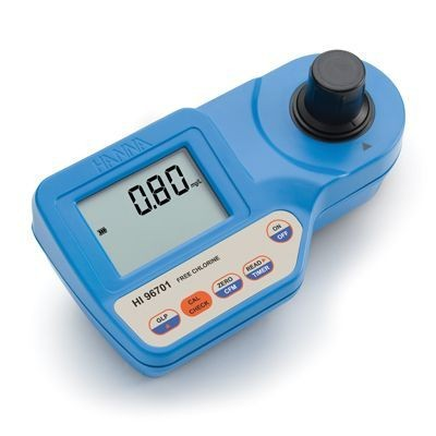 Medidor de cloro total HANNA HI 96761