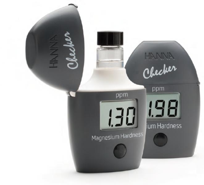 Medidor de Dureza Cálcica digital HANNA Checker  HI 720