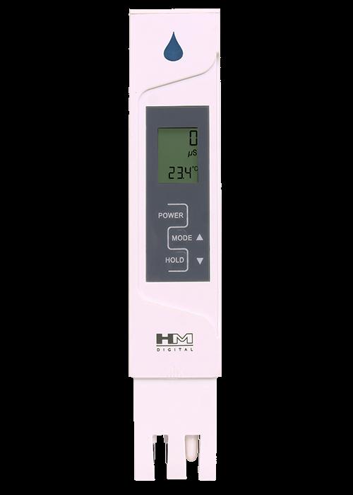 Medidor de la calidad del agua AquaPro AP-2 (EC)