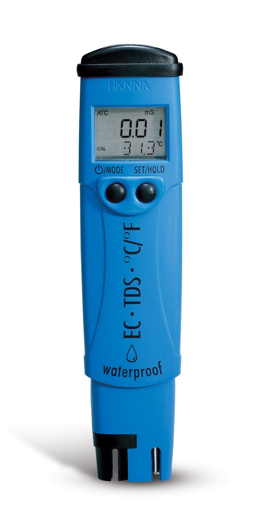 Medidor de Ec Hanna (HI 98311) Waterproof - conductivímetro
