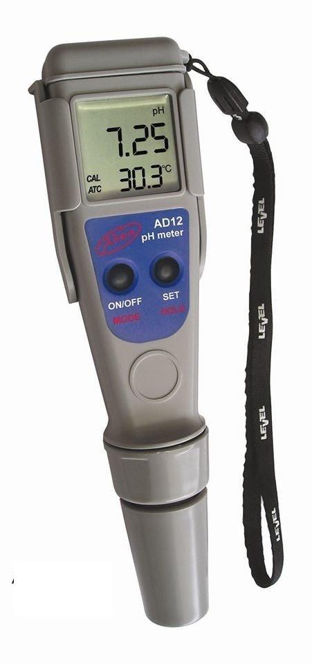 Medidor pH ADWA AD12 Waterproof