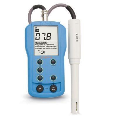 Medidor de Ph electrónico , Ec, Temp. Cientifico (Hi 9811-5)