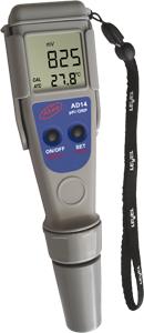 Medidor de pH y ORP con ATC ADWA AD14