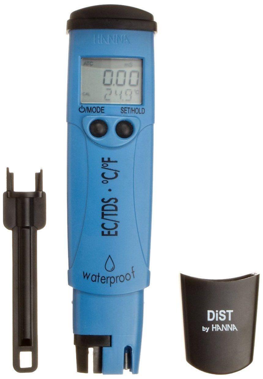 Medidor CE/TDS/Temp Hanna (HI 98312) Impermeable