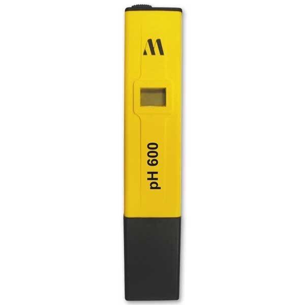Medidor de pH Milwaukee PH600