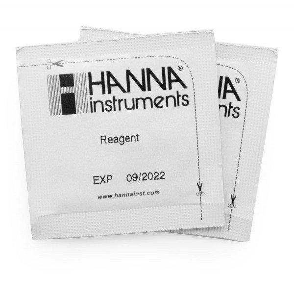 Reactivos para medidor de cloro libre hanna (HI 93701-01)