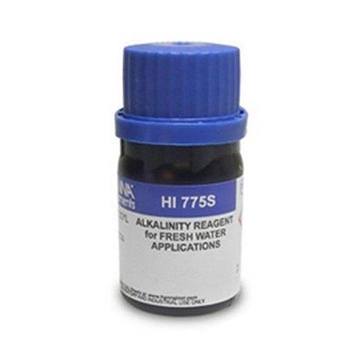 Reactivos medidor de alcalinidad HANNA HI 775-26 (0 a 300 mg/L) 25 test