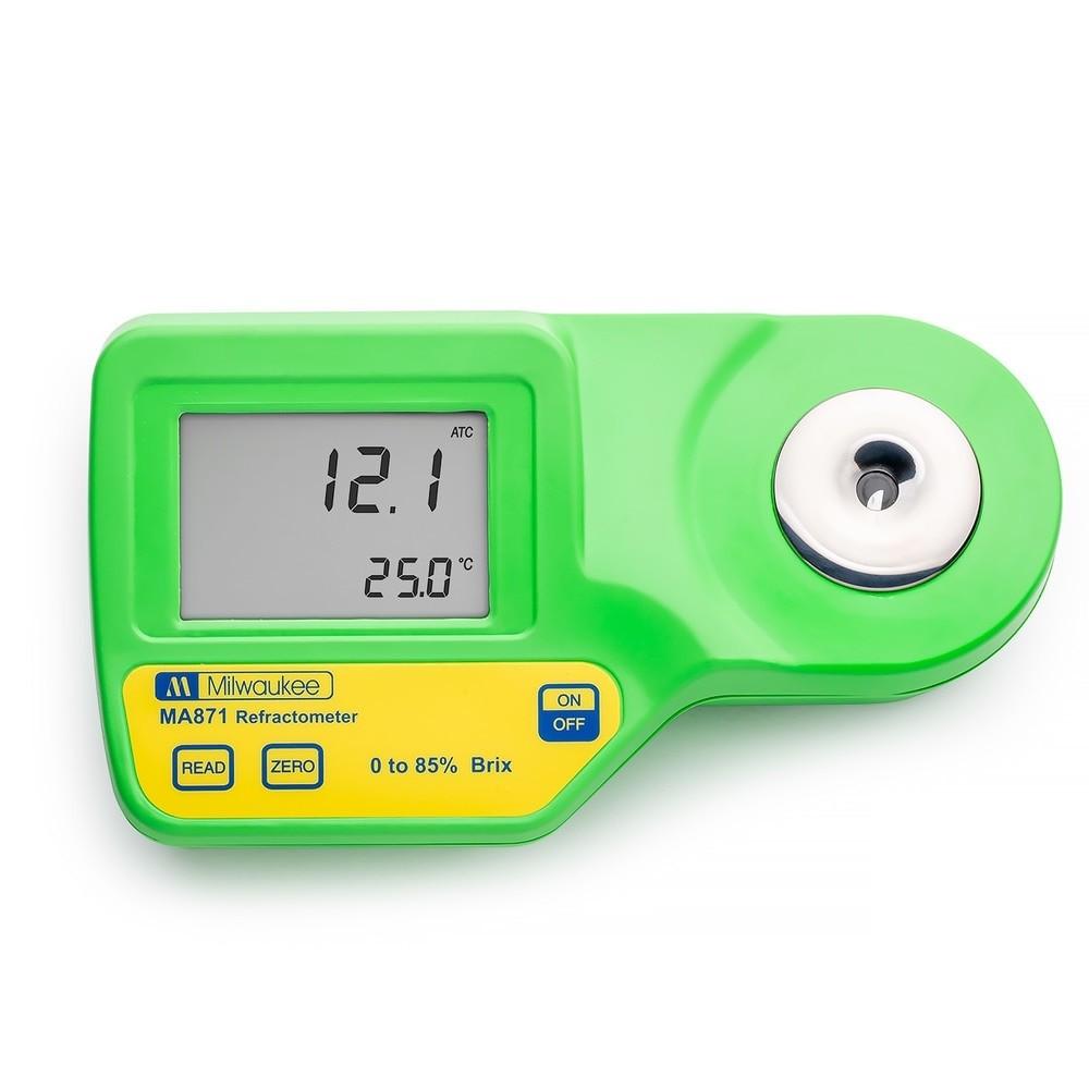 Refractómetro Digital MA871