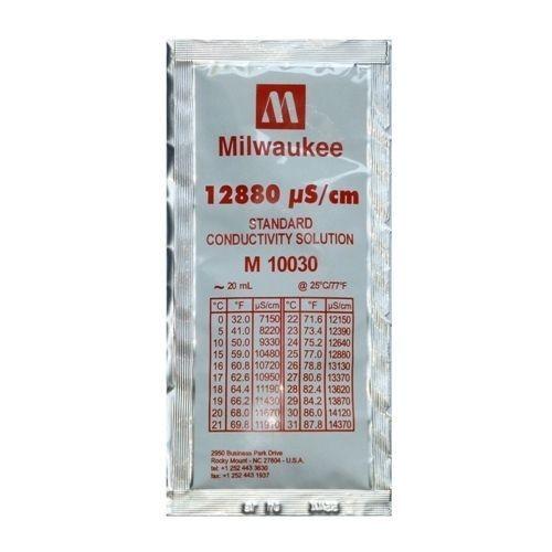 Solución de Calibración EC 12880 µS/cm 20ml