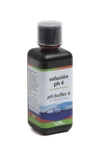 Solución de calibración pH 4.01