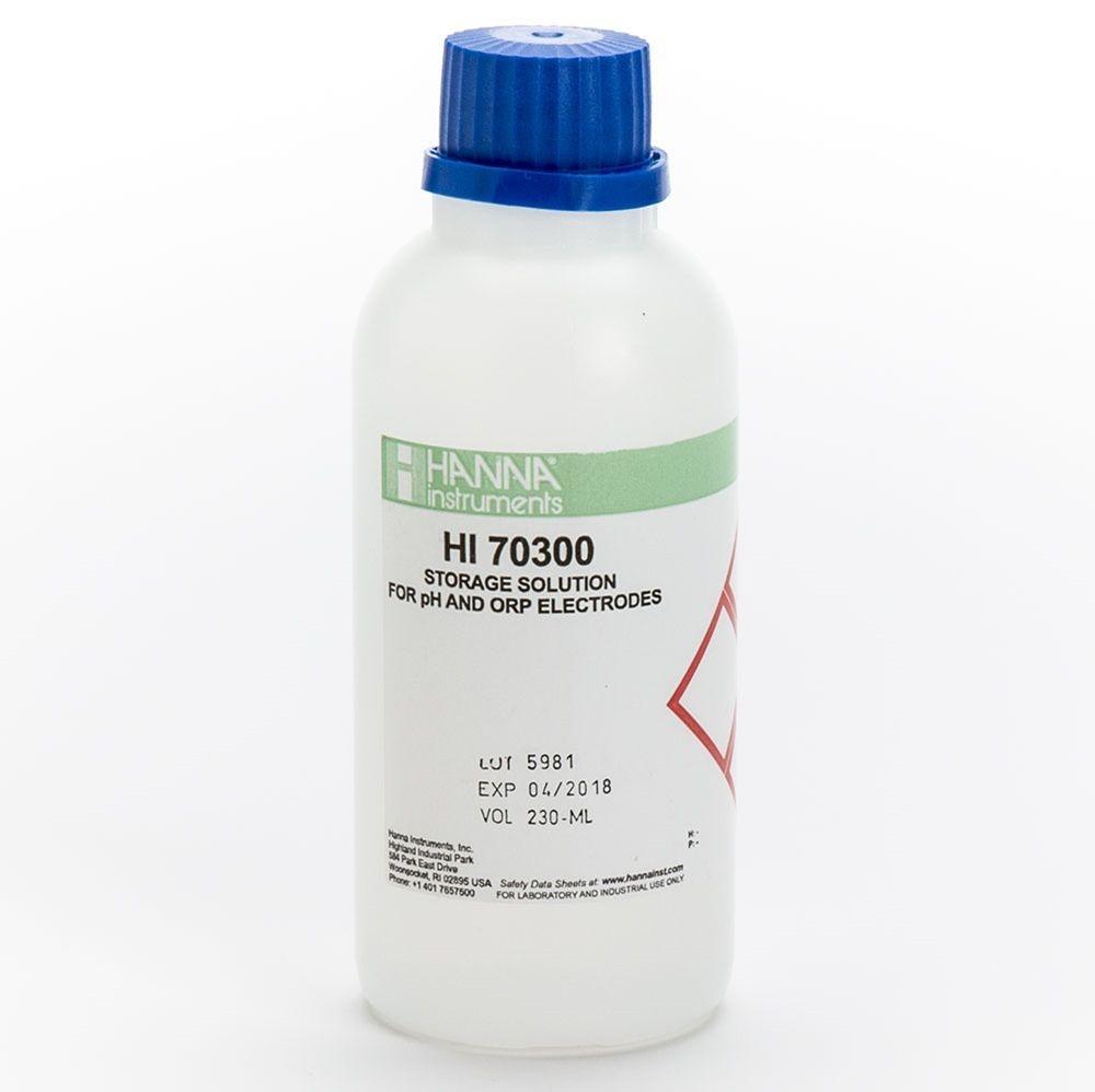 Liquido almacenamiento de electrodos (230ml)