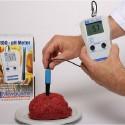 Medidor de pH para alimentos