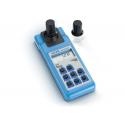 Medidor de turbidez,Cloro libre/total,pH,CYS,Bromo HI 93102C con maletín