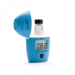 Medidor de cloro total digital Hanna Checker Hi 711