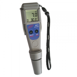 Medidor de pH Adwa AD11 waterproof