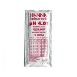 Sobre de líquido calibrador pH 4.01