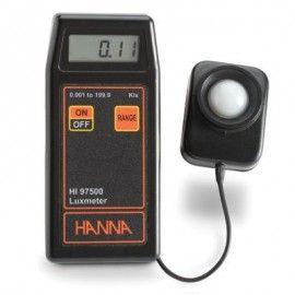 Luxómetro portatil HANNA HI 97500