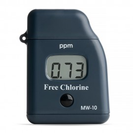 Medidor digital de cloro libre Milwaukee MW10