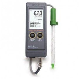 Medidor de pH en suelo (HI 99121)