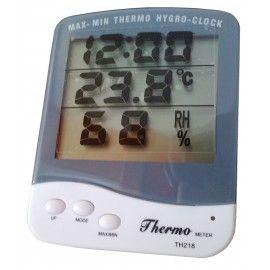 Termohigrómetro TA 218 Medidor de temperatura y Humedad