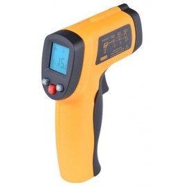 Termómetro con infrarrojos