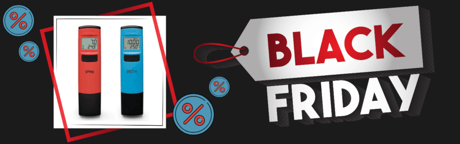 Comprar medidor de pH Black Friday