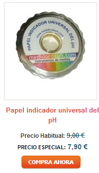 papel universal medir pH